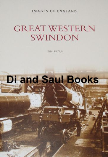 Great Western Swindon, by Tim Bryan
